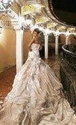 El vestido de novia de Melania Trump 2