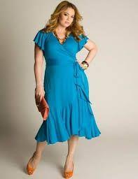 Imagenes de vestidos para mamas gorditas