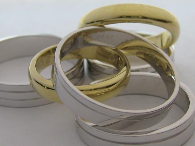 ee6267839fe3 Alianzas de boda doradas o plateadas - Foro Organizar una boda - bodas .com.mx