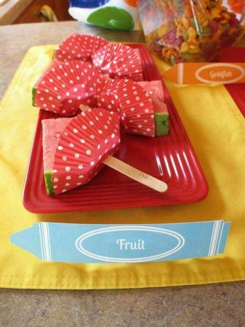 Mesa De Frutas Foro Banquetes Bodas Com Mx