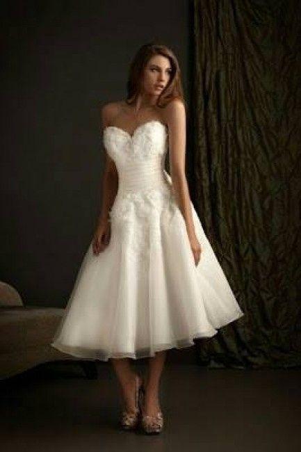 Vestidos cortos para novias - Foro Moda Nupcial - bodas.com.mx