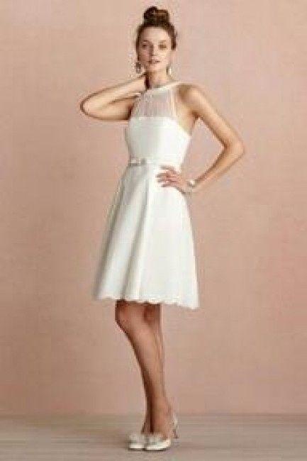 vestidos cortos para novias - foro moda nupcial - bodas.mx