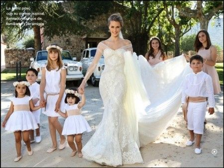 28db93e59 El cortejo de niños en la boda - Foro Ceremonia Nupcial - bodas.com.mx