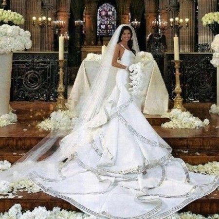 ad67cd760 Vestidos de novia con colas grandes - Foro Moda Nupcial - bodas.com.mx