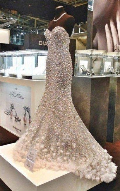 Imagenes de vestidos de novia hermosos