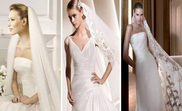 que uso con mi vestido (velo o mantilla) - foro organizar una boda