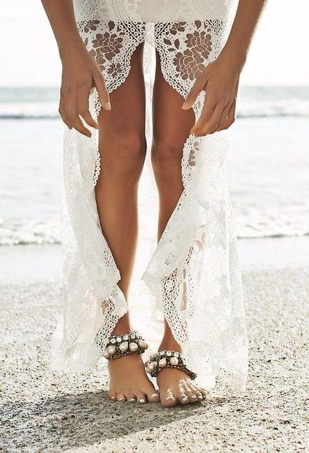 Vestidos de novia hippies df