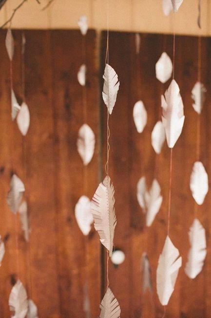 Cortinas de papel la decoracion perfecta y barata foro - Decoracion bodas baratas ...