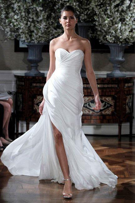 vestido novia-sexi - foro moda nupcial - bodas.mx