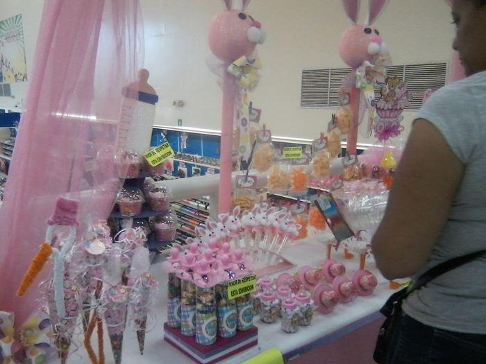 Mesas de dulces para baby shower e infantiles - Foro Futuras mamás ...
