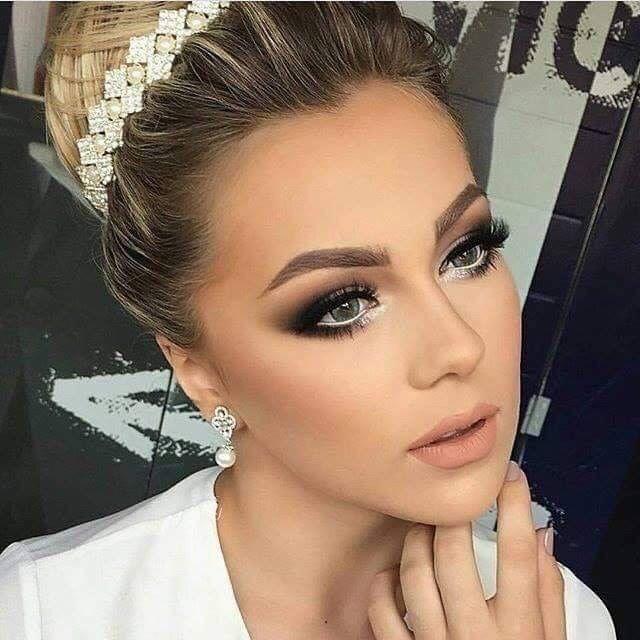 Prueba de maquillaje fallida 😂 4