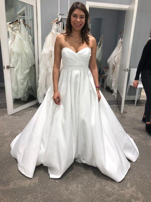 Vestido de novia💕 1