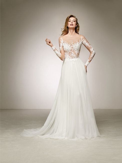 Vestidos de novia en la juarez
