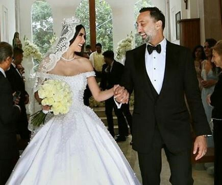 La boda de Marlene Favela 1