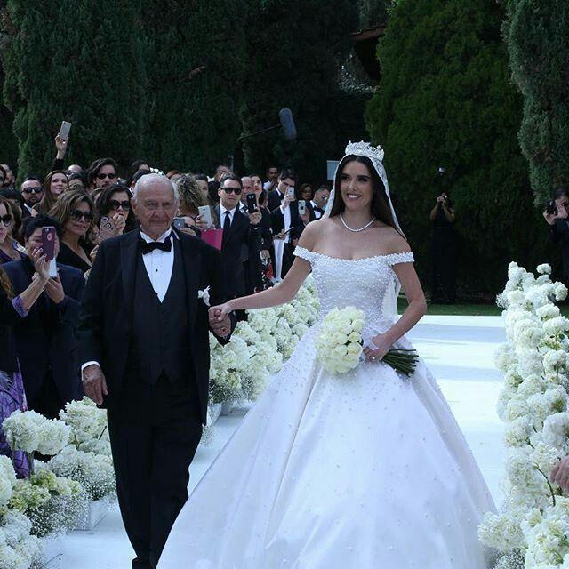 La boda de Marlene Favela 3