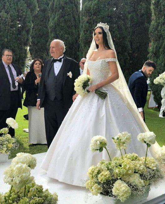La boda de Marlene Favela 4