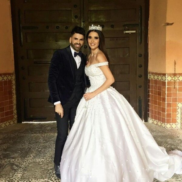 La boda de Marlene Favela 5
