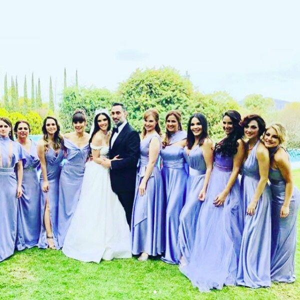 La boda de Marlene Favela 6