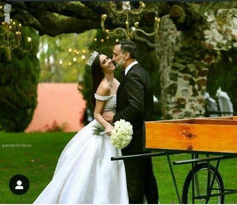 La boda de Marlene Favela 7