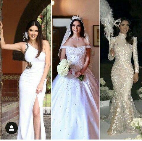 La boda de Marlene Favela 8