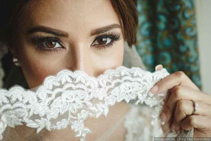 Maquillaje ideal: Tipo de ojo 1