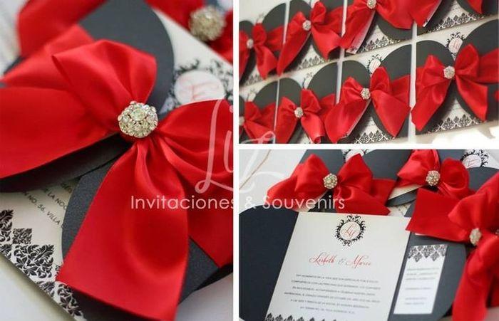 95 dias y sin invitaciones foro organizar una boda - Decoracion blanco negro rojo ...