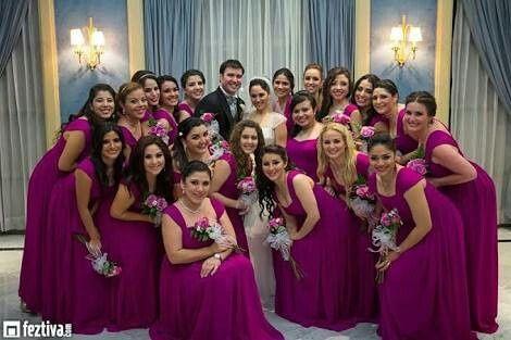 300d0c139c De que color irán sus damas    - Foro Moda Nupcial - bodas.com.mx