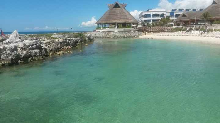 Laguna Riviera maya