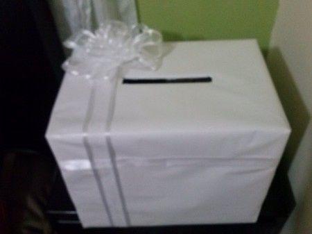 Haz tu caja para sobres foro manualidades para bodas for Como hacer cajas para regalos de boda