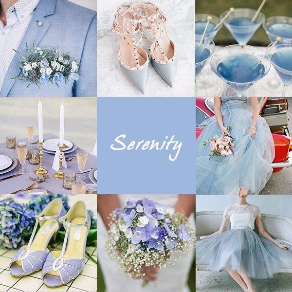 boda color azul serenity - foro organizar una boda - bodas.mx