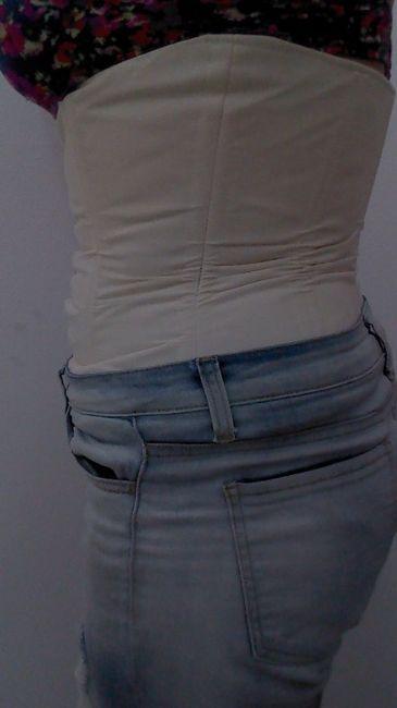 Paciente adelgazar 13 kilos en 15 dias lleva contar abdominales