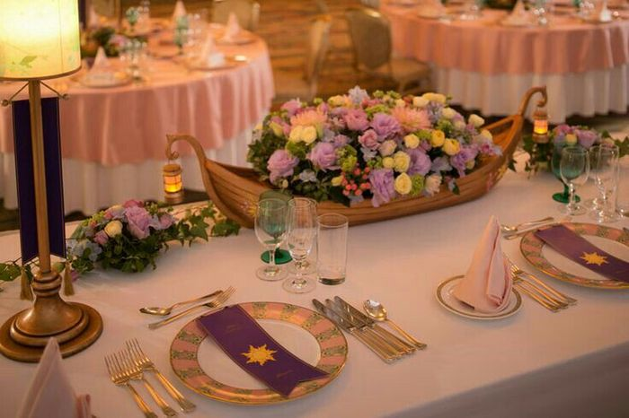 Matrimonio Tema Rapunzel : Tema de boda rapunzel foro organizar una bodas