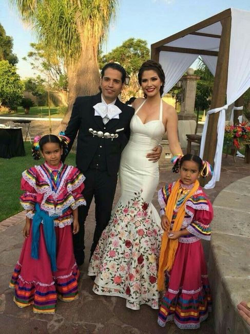 c6cd79bcb Vestidos mexicanos - Foro Moda Nupcial - bodas.com.mx