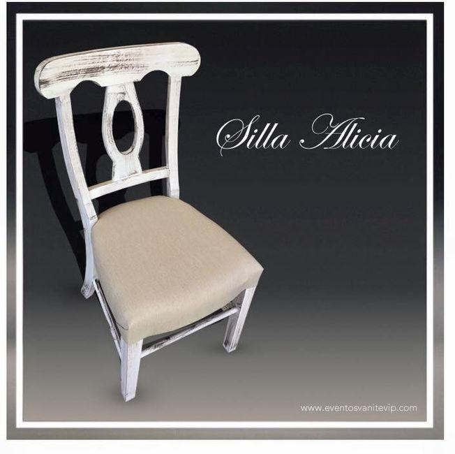 Los tipos de silla foro organizar una boda for Sillas para eventos