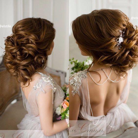 Recogidos de novia sofisticados y modernos Foro Belleza bodascommx