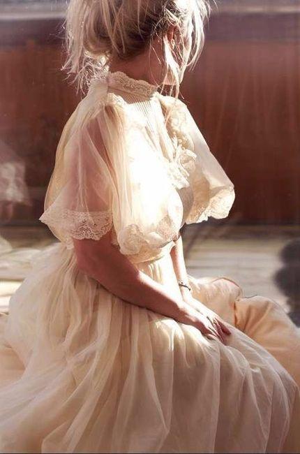 vestidos de novia estilo victoriano - foro moda nupcial - bodas.mx