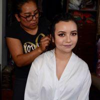 Maquillaje y peinado 👰🏻🤩 - 1