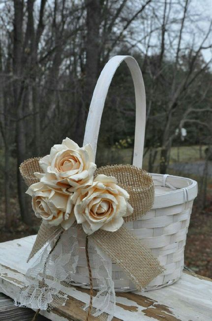 Como decorar canastas foro manualidades para bodas - Como decorar una lapida ...