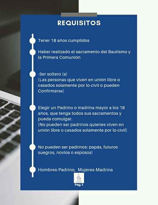 Confirmación gdl Jalisco!!! - 2