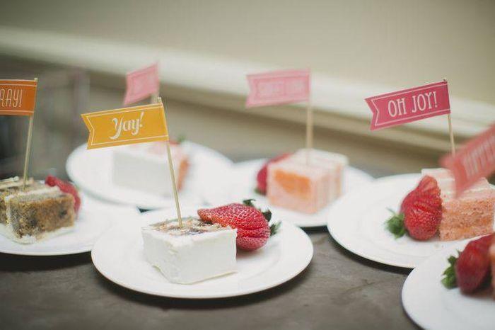 Postres que puedes incluir en tu mesa de dulces 4