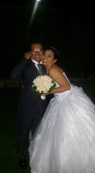 Con ustedes: un poco de mi boda!!! - 23