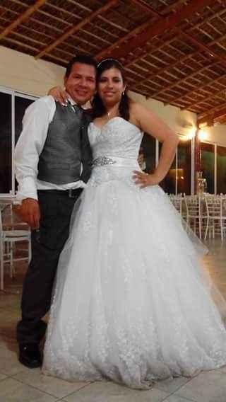 Con ustedes: un poco de mi boda!!! - 12