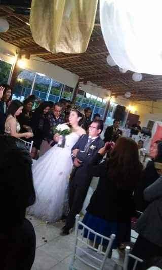 Con ustedes: un poco de mi boda!!! - 14