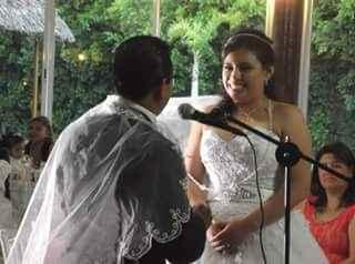 Con ustedes: un poco de mi boda!!! - 17