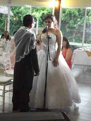 Con ustedes: un poco de mi boda!!! - 18