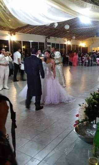 Con ustedes: un poco de mi boda!!! - 19