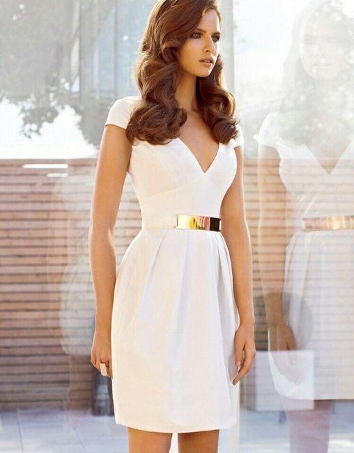 Que vestido usar para una boda