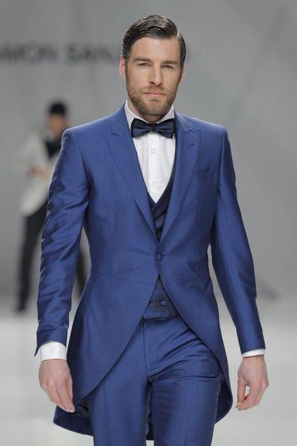 Trajes de novio 2017 - Foro Moda Nupcial - bodas.com.mx ea52032f6ff