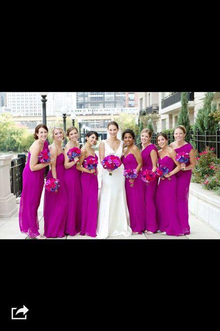 Excelente Vestidos De Las Damas De Honor De Plata Ideas Ornamento ...