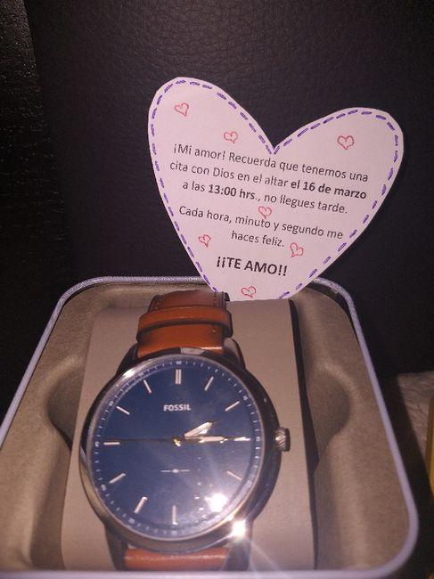 a04d7b5bb71c Listo el reloj de compromiso!!!! - Foro Antes de la boda - bodas.com.mx